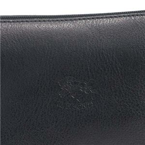 IL BISONTE(イルビゾンテ) ナナメガケバッグ  A1673 153 BLACK f04