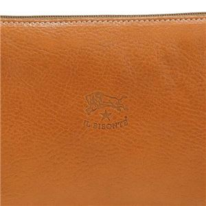 IL BISONTE(イルビゾンテ) ナナメガケバッグ  A1673 145 CARAMEL f04
