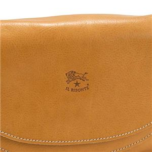 IL BISONTE(イルビゾンテ) ナナメガケバッグ  A2628 634 NATURAL f04