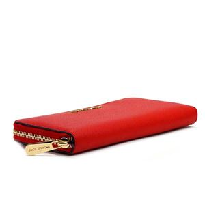 Michael Kors(マイケルコース) ラウンド長財布  32S3GTVE3L 204 BRIGHT RED