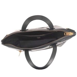 Bally(バリー) ブリーフケース  BUSINESS BAG BLACK BLACK/BEIGE h03