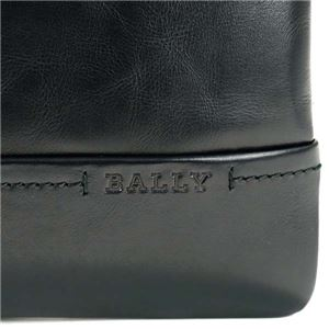 Bally(バリー) ブリーフケース  BUSINESS BAG BLACK BLACK/BEIGE f04