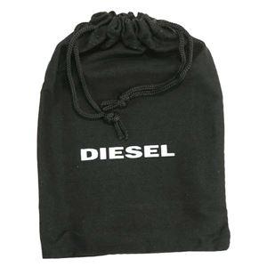 DIESEL(ディーゼル) ラウンド長財布  X04747 H5767 BLACK/ANTHRACITE