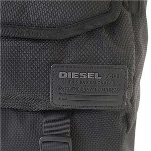 DIESEL(ディーゼル) バックパック  X04008 T8013 BLACK f05