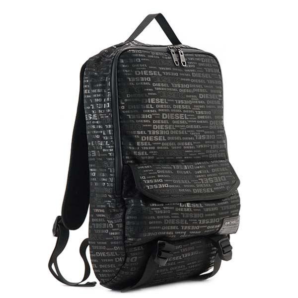 DIESEL(ディーゼル) バックパック  X04008 H5839 ALLOVER LOGOf00