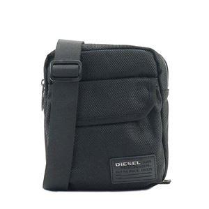 DIESEL(ディーゼル) ナナメガケバッグ  X04010 T8013 BLACK h01
