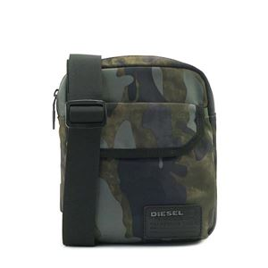 DIESEL(ディーゼル) ナナメガケバッグ  X04010 H5254 MILITARY CAMOU h01