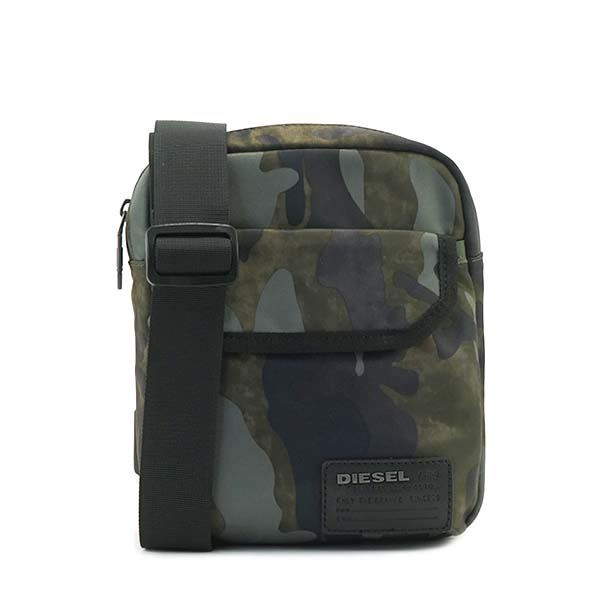 DIESEL(ディーゼル) ナナメガケバッグ  X04010 H5254 MILITARY CAMOUf00