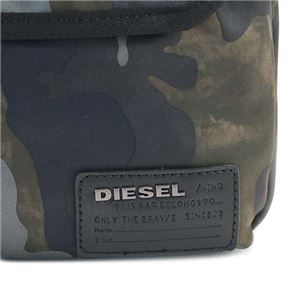 DIESEL(ディーゼル) ナナメガケバッグ  X04010 H5254 MILITARY CAMOU f04