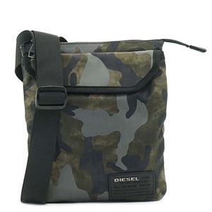 DIESEL(ディーゼル) ナナメガケバッグ  X04327 H5254 MILITARY CAMOU h01
