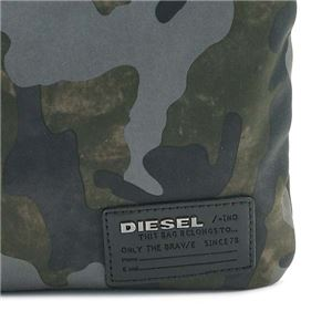 DIESEL(ディーゼル) ナナメガケバッグ  X04327 H5254 MILITARY CAMOU f04