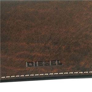 DIESEL(ディーゼル) キーケース  X04736 T2184 COFFEE BEAN