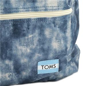 TOMS(トムス) バックパック  10010069  SLATE BLUE f05