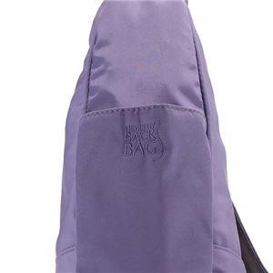 The Healthy Back Bag(ヘルシーバックバッグ) ボディバッグ  7103 PN PURPLE RAIN f05