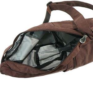 The Healthy Back Bag(ヘルシーバックバッグ) ボディバッグ  6103 DC DARK CHOCOLATE f04
