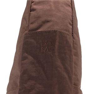 The Healthy Back Bag(ヘルシーバックバッグ) ボディバッグ  6103 DC DARK CHOCOLATE f05