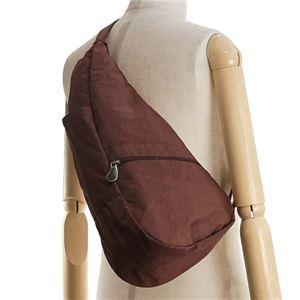 The Healthy Back Bag(ヘルシーバックバッグ) ボディバッグ  6103 DC DARK CHOCOLATE f06