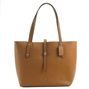 Coach(コーチ) トートバッグ  58849 SVMPO CARAMEL CLOUDf01