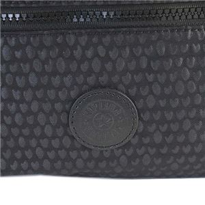 Kipling(キプリング) ナナメガケバッグ  K12472 19M BLACK SCALE EMB f05