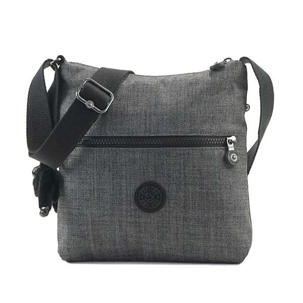 Kipling(キプリング) ナナメガケバッグ  K12483 D03 COTTON GREYf00