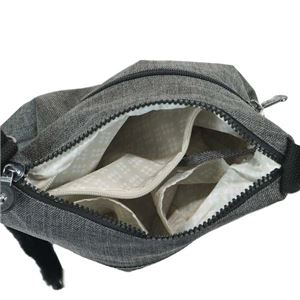Kipling(キプリング) ナナメガケバッグ  K12483 D03 COTTON GREY f04