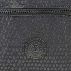 Kipling(キプリング) ナナメガケバッグ  K12483 19M BLACK SCALE EMB f05