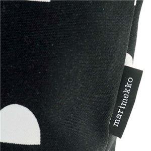marimekko(マリメッコ) ナナメガケバッグ  44883 910 BLACK/WHITE f04
