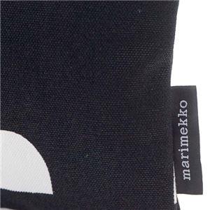 marimekko(マリメッコ) ポーチ  45133 910 BLACK/WHITE f04