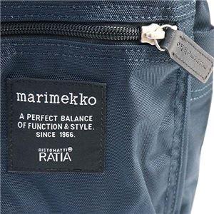 marimekko(マリメッコ) ナナメガケバッグ  45113 500 NAVY f05