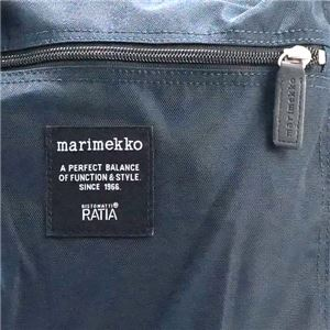 marimekko(マリメッコ) ナナメガケバッグ  45114 500 NAVY f05
