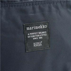 marimekko(マリメッコ) バックパック  45115 500 NAVY f05