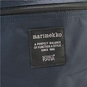 marimekko(マリメッコ) バックパック  45116 500 NAVY f05