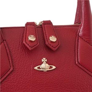 Vivienne Westwood(ヴィヴィアンウエストウッド) ハンドバッグ  131200-10165 333 RED f04