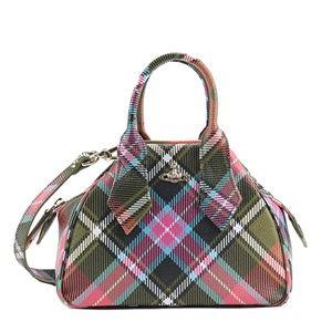 Vivienne Westwood(ヴィヴィアンウエストウッド) ハンドバッグ  42010014-40010 O115 MULTI h01
