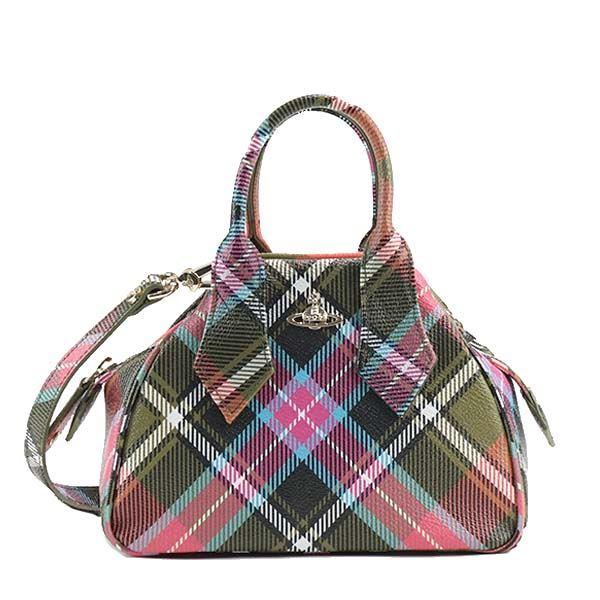 Vivienne Westwood(ヴィヴィアンウエストウッド) ハンドバッグ  42010014-40010 O115 MULTIf00
