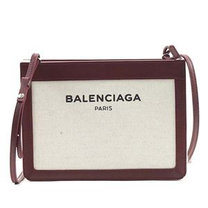 Balenciaga(バレンシアガ) ナナメガケバッグ  390641 6180 NAT/ROUGE POURP h01
