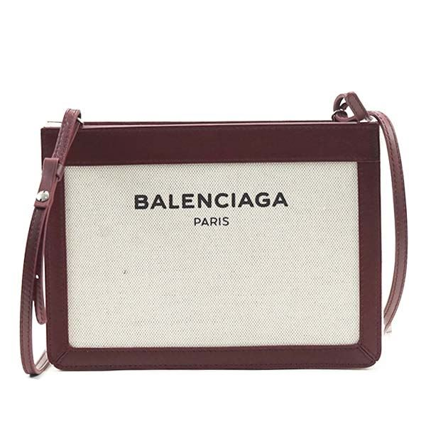 Balenciaga(バレンシアガ) ナナメガケバッグ  390641 6180 NAT/ROUGE POURPf00