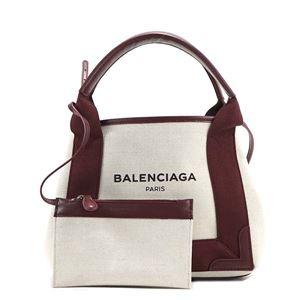 Balenciaga(バレンシアガ) トートバッグ  390346 6181 NAT/ROUGE POURP h01