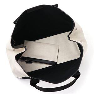 Balenciaga(バレンシアガ) トートバッグ  339936 1081 NOIR/NATUREL/NOIR h03