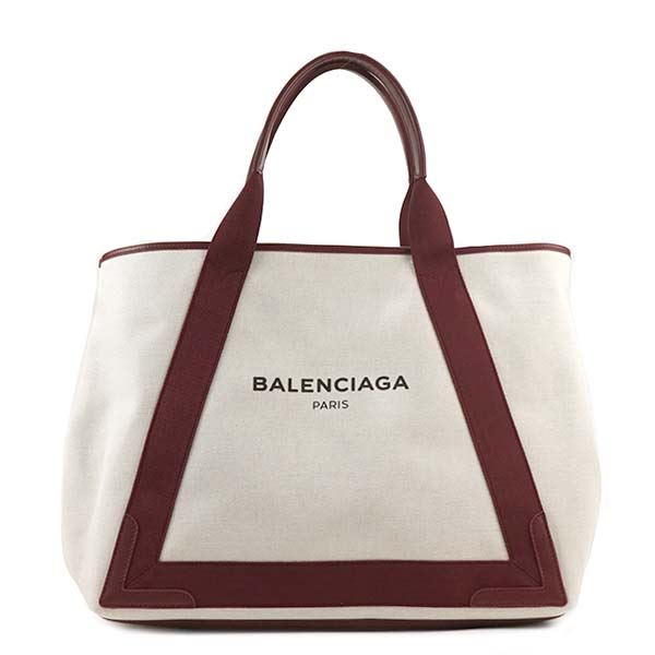 Balenciaga(バレンシアガ) トートバッグ  339936 6181 NAT/ROUGE POURPf00