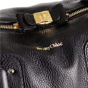 SEE BY CHLOE(シーバイクロエ) ハンドバッグ  9S7647 BFK BLACK f05