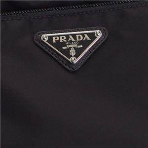 Prada(プラダ) ナナメガケバッグ 1BH978 F0002 NERO