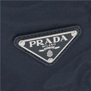 Prada(プラダ) トートバッグ 2VG905 F0008 BLEU f04