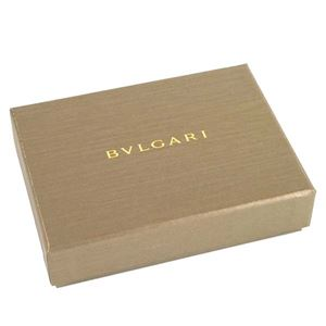 Bvlgari(ブルガリ) 名刺入れ 280520 BLACK/BLACK/BLACK