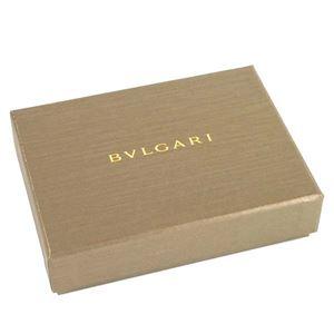 Bvlgari(ブルガリ) 名刺入れ 281430 RUBY RED