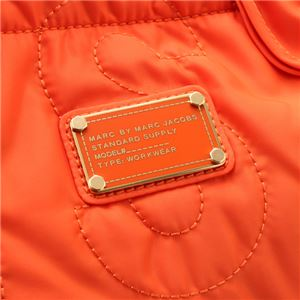 MARC BY MARC JACOBS(マークバイマークジェイコブス) トートバッグ M0001395D 81931 SPICED ORANGE f05