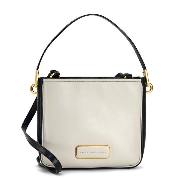 MARC BY MARC JACOBS(マークバイマークジェイコブス) ナナメガケバッグ M0005518 2 BLACK MULTIf00