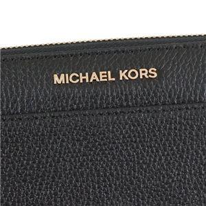 Michael Kors(マイケルコース) ラウンド長財布 32S7GM9E9L 1 BLACK