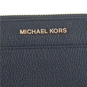 Michael Kors(マイケルコース) ラウンド長財布 32S7GM9E9L 414 ADMIRAL