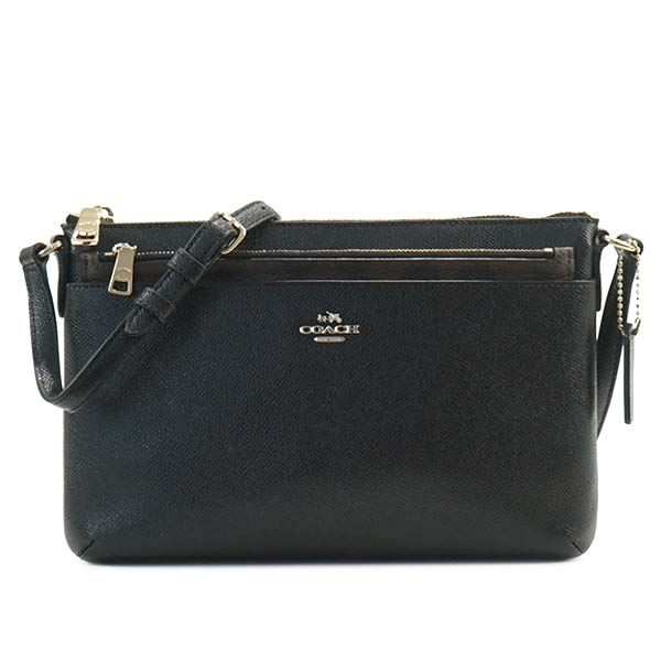 Coach Factory(コーチ F) ナナメガケバッグ 57788 IMBLKf00